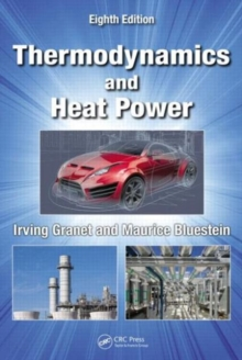 Thermodynamics and Heat Power, Eighth Edition, Hardback Book