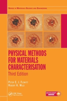 Physical Methods for Materials Characterisation, Mixed media product Book