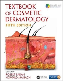 Textbook of Cosmetic Dermatology, Fifth Edition, Mixed media product Book