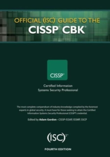 Official (ISC)2 Guide to the CISSP CBK, Hardback Book