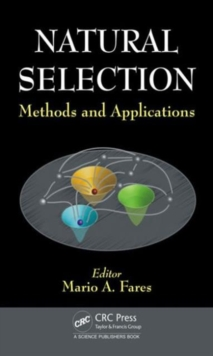 Natural Selection : Methods and Applications, Hardback Book