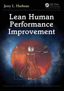 Lean Human Performance Improvement, Paperback Book