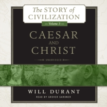Caesar and Christ, eAudiobook MP3 eaudioBook