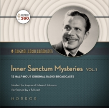 Inner Sanctum Mysteries, Vol. 1, eAudiobook MP3 eaudioBook