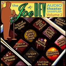 A Joe Bev Audio Theater Sampler, Vol. 2, eAudiobook MP3 eaudioBook