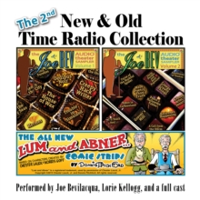 The 2nd New & Old Time Radio Collection, eAudiobook MP3 eaudioBook