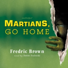 Martians, Go Home, eAudiobook MP3 eaudioBook