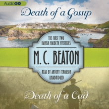 Death of a Gossip & Death of a Cad, eAudiobook MP3 eaudioBook