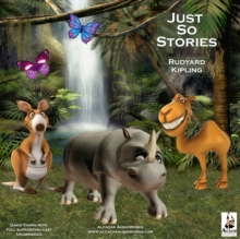 Just So Stories, eAudiobook MP3 eaudioBook