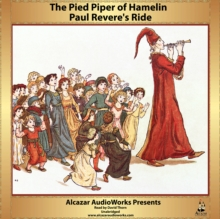 Paul Revere's Ride and The Pied Piper of Hamelin, eAudiobook MP3 eaudioBook