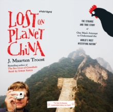 Lost on Planet China, eAudiobook MP3 eaudioBook