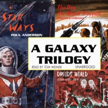 A Galaxy Trilogy, Vol. 1, eAudiobook MP3 eaudioBook