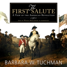 The First Salute, eAudiobook MP3 eaudioBook