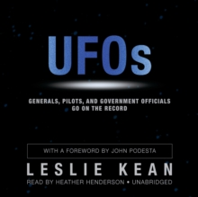 UFOs : Generals, Pilots, and Government Officials Go on the Record, MP3 eaudioBook