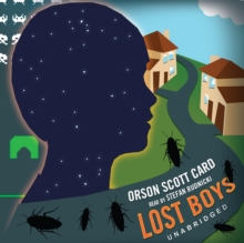 Lost Boys, eAudiobook MP3 eaudioBook