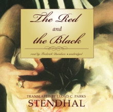 The Red and the Black, eAudiobook MP3 eaudioBook