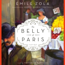 The Belly of Paris, eAudiobook MP3 eaudioBook