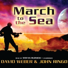 March to the Sea, eAudiobook MP3 eaudioBook