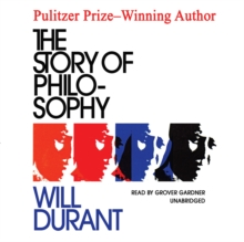 The Story of Philosophy, eAudiobook MP3 eaudioBook