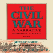 The Civil War: A Narrative, Vol. 2, eAudiobook MP3 eaudioBook
