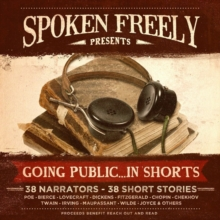 Going Public ... in Shorts!, eAudiobook MP3 eaudioBook