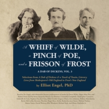 A Whiff of Wilde, a Pinch of Poe, and a Frisson of Frost, eAudiobook MP3 eaudioBook