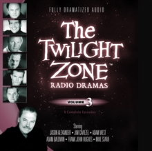 The Twilight Zone Radio Dramas, Vol. 3, eAudiobook MP3 eaudioBook