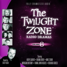 The Twilight Zone Radio Dramas, Vol. 8, eAudiobook MP3 eaudioBook