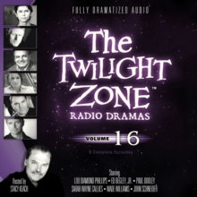 The Twilight Zone Radio Dramas, Vol. 16, eAudiobook MP3 eaudioBook