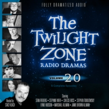 The Twilight Zone Radio Dramas, Vol. 20, eAudiobook MP3 eaudioBook