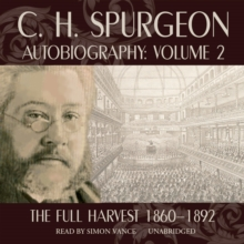 C. H. Spurgeon Autobiography, Vol. 2, eAudiobook MP3 eaudioBook