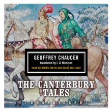 The Canterbury Tales, eAudiobook MP3 eaudioBook