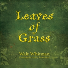 Leaves of Grass, eAudiobook MP3 eaudioBook
