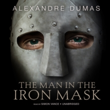 The Man in the Iron Mask, eAudiobook MP3 eaudioBook