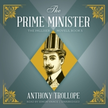 The Prime Minister, eAudiobook MP3 eaudioBook