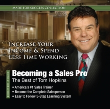 Becoming a Sales Pro : The Best of Tom Hopkins, MP3 eaudioBook