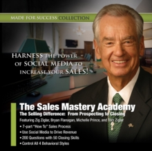 The Sales Mastery Academy, eAudiobook MP3 eaudioBook