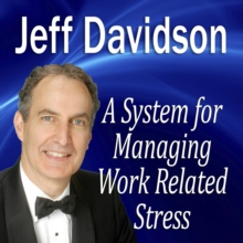 A System for Managing Work Related Stress, eAudiobook MP3 eaudioBook