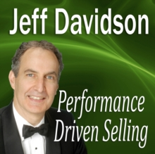 Performance Driven Selling, eAudiobook MP3 eaudioBook