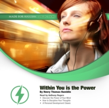 Within You Is the Power, eAudiobook MP3 eaudioBook