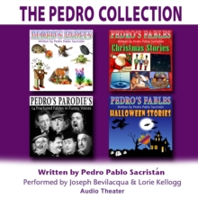The Pedro Collection, eAudiobook MP3 eaudioBook