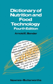 Dictionary of Nutrition and Food Technology, PDF eBook