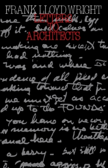 Letters to Architects, PDF eBook