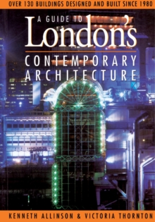Guide to London's Contemporary Architecture, PDF eBook