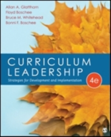 Curriculum Leadership : Strategies for Development and Implementation, Hardback Book