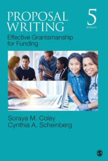 Proposal Writing : Effective Grantsmanship for Funding, Paperback Book