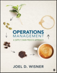 Operations Management : A Supply Chain Process Approach, Hardback Book