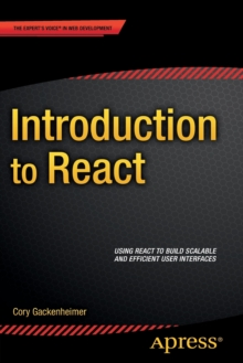 Introduction to React, Paperback Book