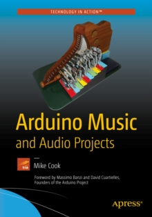 Arduino Music and Audio Projects, PDF eBook