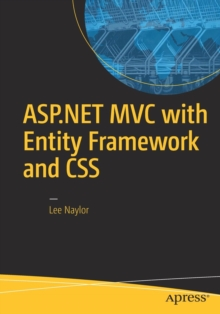 ASP.NET MVC with Entity Framework and CSS, Paperback Book